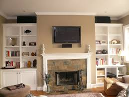 Texture Paint In Living Room Best Color To Paint A Room With Minimalist Brown And White Design