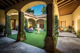 mexican hacienda style house plans noticeable homes