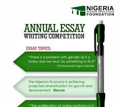 nhef rd annual scholarship essay competition opportunity desk
