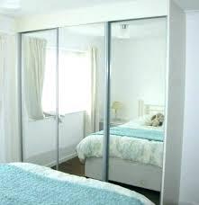 mirrored bypass closet doors sliding mirror closet doors for bedrooms custom closet mirrored stanley mirrored sliding