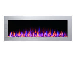 stainless steel electric fireplace wall mounted stainless steel electric fireplace