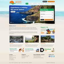 Tour Company Website Design Elegant Modern Shopping Web Design For A Company By Om