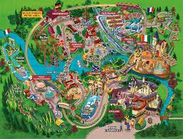 bush garden williamsburg. Sesame Street Opens At Busch Gardens Williamsburg Spring 2009 » Park Map 2008 Bush Garden C