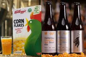 kellogg s has used its iconic breakfast cereals to create two limited edition brews pics
