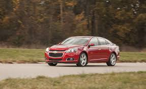 2014 Chevrolet Malibu 2.0L Turbo Test – Review – Car and Driver