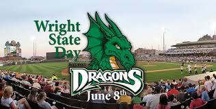 Wright State Alumni Wright State Day At The Dragons 2019