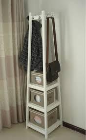 Diy Free Standing Coat Rack Awesome Free Standing Coat Rack Bathroom Ikea With Storage Hotelvarada