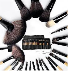 professional brush sets with 24 makeup brush set kit studio makeup artist the hottest bag mail in makeup brushes tools from beauty health on