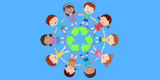 Reduce Reuse Recycle Kids Environment Kids Health