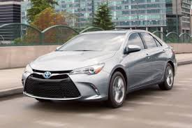 The 2017 Toyota Camry XLE Hybrid surprises with its competence and ...