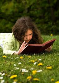 Image result for image of person reading intently