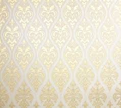 Gold Damask Background Amazon Com Yelewen 5x7ft Golden Damask Thin Vinyl