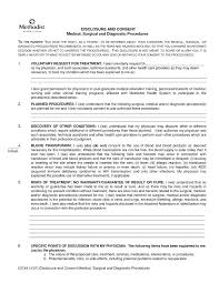 Medical Release Form Template Example For Child Well Likeness ...