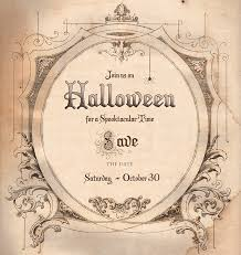 save the date template free download save the date for superb halloween invitations free templates
