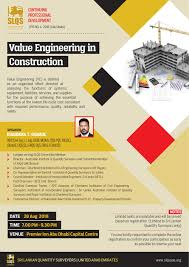 Product Design Using Value Engineering Value Engineering In Construction Sri Lankan Quantity