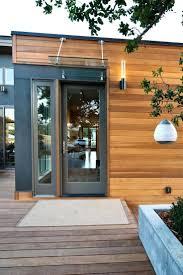 exterior design cool grey entry door panels with glass exterior door and simple transpa side door