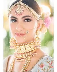 go makeup free or the no makeup look indian bridal makeup