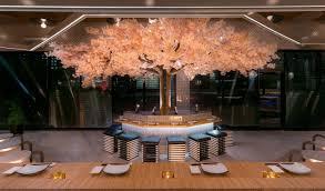 Sushi Restaurant Interior Design Ideas