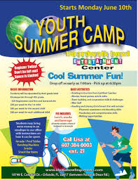 summer camp flyer template info camp flyer template teamtractemplate s