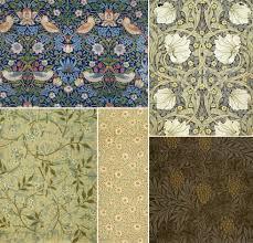 History Of Fabric Design History Of Surface Design William Morris William Morris