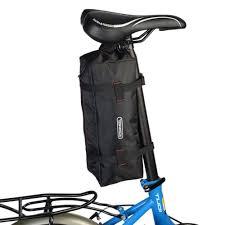 <b>New Bike</b> Carry Pack Storage <b>Portable</b> Folding <b>Bicycle Bag</b> Loading ...