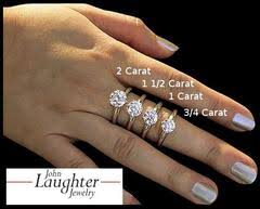 1 carat diamond size diamond education 3 john laughter jewelry