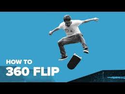 Как делать трюк 360 флип на <b>скейте</b>. How to 360 <b>flip</b>. <b>Скейтборд</b> ...