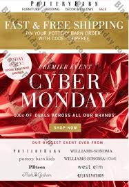 Cyber monday pottery barn teen