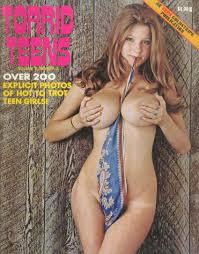 Torrid Teens Vol. 6 2 Magazine Back Issue Torrid Teens WonderClub