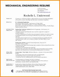 Resume Samples For Diploma Mechanical Engineer Save Entry Level