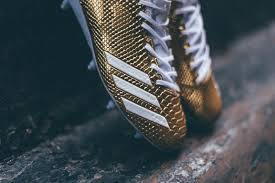 adidas 6 0 cleats. following its \u201csunday\u0027s best\u201d collection last month, adidas football introduces latest cleat offerings with the new adizero 5-star 6.0 \u201cgold pack.\u201d 6 0 cleats