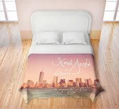 new york skyline duvet set the duvets european bedding linen nyc s 71qdep bedding nyc bedding
