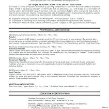 Teaching Resume Template Free Fascinating Preschool Teacher Resume Template Resume Media Preschool Teacher