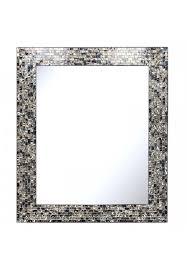 rectangle mirror frame. Interesting Frame MultiColored And Silver 30 On Rectangle Mirror Frame E