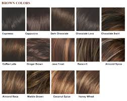 Light Brown Salon Color Color Chart In 2019 Ash Brown