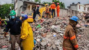 Death Toll From Haiti Earthquake ...