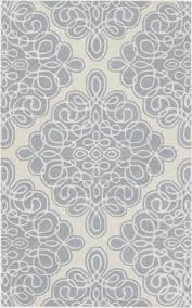 surya modern classics rectangle mocha area rug contemporary area rugs by incredible rugs and decor