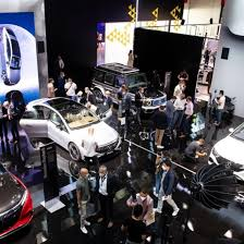 Die internationalen automobilausstellung dreht sich nicht nur ums auto. Nba0zp1lxafxmm