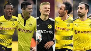Klopp o va înfrunta pe borussia dortmund. Bundesliga Erling Haaland The Latest In A Line Of Great Borussia Dortmund No 9s