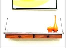 amazing teak floating shelves or teak floating shelves teak floating shelves mid century modern floating shelves