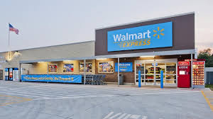 Mapped Out Wal Mart Stores Nyse Wmt Closing Near You Triangle