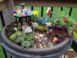 Small Picture 77 best Butterfly Fairy Garden images on Pinterest Fairies