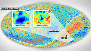 Galaxy Theater Riverbank Seating Chart Astronomers Discover A Mysterious Supervoid In Space Where