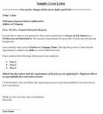 Resume Cover Letter Builder Free Resume Idea