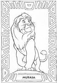 Lion King Coloring Pages Scar Archives Stadriemblems