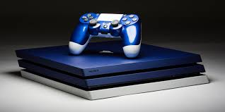 Blue Light Ps4 Pro Playstation 4 Pro Playstation 4 Custom Colorware