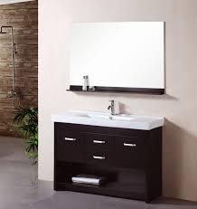 48 inch mirror. Design Element DEC073 Citrus Single Sink Bathroom Vanity Set 48 Inch Mirror ListVanities\u0027s