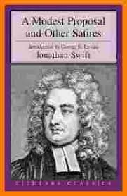A Modest Proposal    Objective    ppt download studylib net Satire essay example Ms Conn s Online English Resources Jonathan Swift s A  Modest Proposal Summary