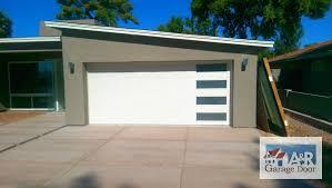 modern garage doorPhoenix Modern Custom Garage Door Installation Design