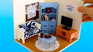 Make miniature furniture Chair How To Make Miniature Furniture For Dolls The Mini Time Machine Museum Of Miniatures Miniature Furniture ฟรวดโอออนไลน ดทวออนไลน คลปวดโอ
